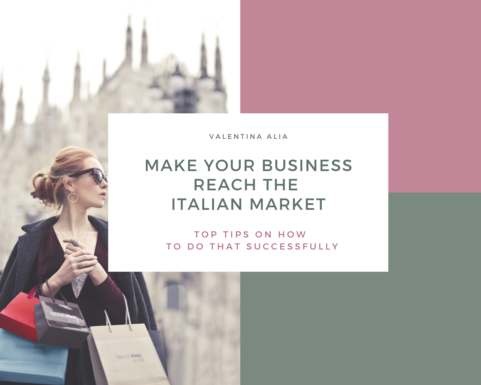 Make your business reach the Italian market