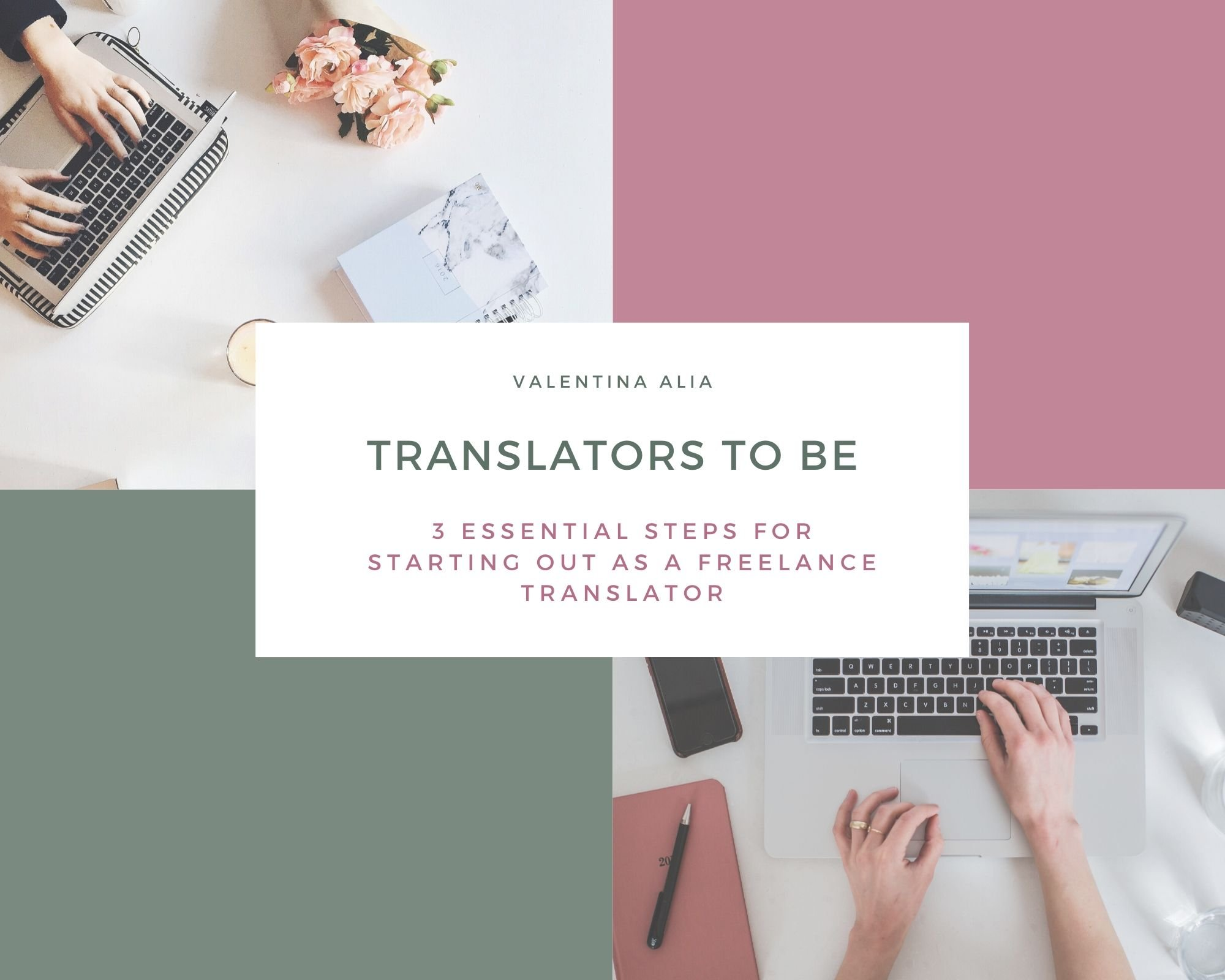 Translators to be